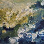 Geheimnisse II | Öl - 2016 | 50 x 50 cm