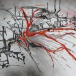 Dualität | Acryl - 2015 | 50 x 50 cm