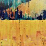 Zwei Welten | Öl - 2016 | 50 x 70 cm