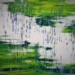 Dualität| Acryl - 2010 | 50 x 70 cm